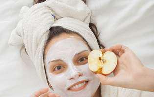 Cele mai bune măști faciale cu fructe de toamnă