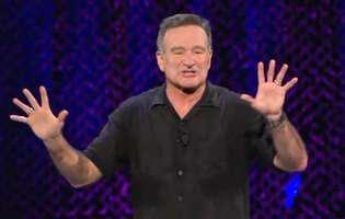 Robin Williams s-a sinucis împins de boala care îi afectase creierul