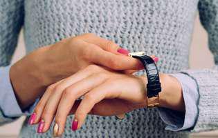 Ceasul de mână, un accesoriu cu stil