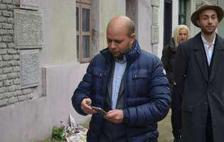 Cosmin Seleși joacă în rolul unui mafiot