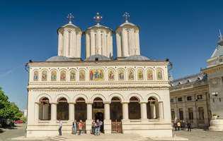 rugăciunea la moaștele sfântului Dimitrie