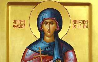 Rugăciune către Sfânta Cuvioasă Parascheva