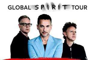 Depeche Mode, în concert la Cluj Arena - 23 iulie 2017