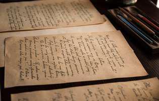 Modul în care scrii dezvăluie detalii despre tine