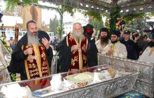 Programul pelerinajului de Sfânta Parascheva 2017