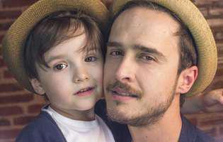 Șerban Copoț s-a internat în spital cu fiul lui, Tedi