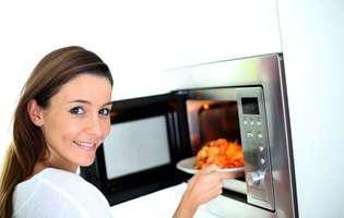 trucuri pentru cuptorul cu microunde