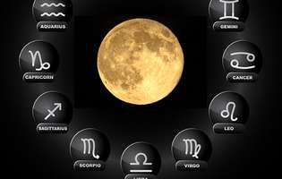 Super Luna din 14 noiembrie și zodiile