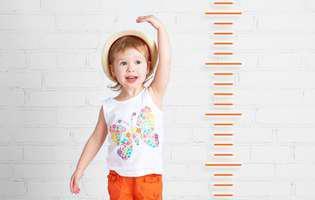 Cât de înalt va crește copilul