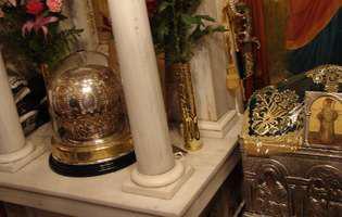 Sfântul Nectarie moaște