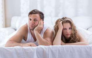 cearta cu soțul. ce să faci pentru a vă împăca. Soți certați și supărați în pat