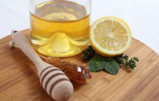 Dieta cu lămâie și miere – slăbești 9 kilograme în 14 zile