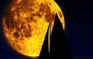 Super Luna din 14 noiembrie 2016, cea mai mare din ultimii 70 de ani