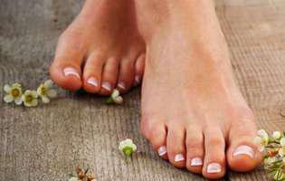 ce dezvăluie degetele de la picioare