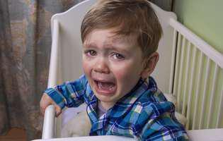 De ce sunt copiii mai nervoși. Băiețel care plânge isteric