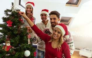 zodii privilegiate de Crăciun