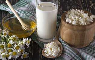 leacuri delicioase pentru gripa. Brânză cu miere