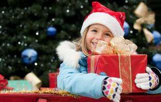 prea multe cadouri de Crăciun pot dăuna celui mic
