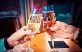 Șampania are numeroase beneficii pentru sănătate