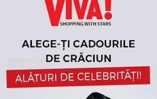 Revista VIVA! și mall Promenada te invită la o seară de shopping, cu vedete și numeroase surprize