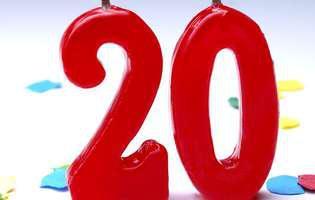 născut pe data de 20