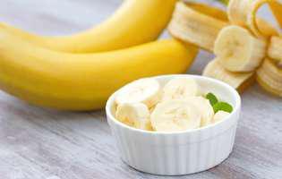 bananele alimentul perfect
