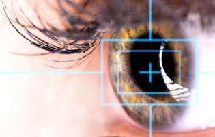 Cheratita este o afecțiune oculară de natură infecțioasă sau noninfecțioasă care poate afecta vederea. Imagine cu ochi afectat de cheratită