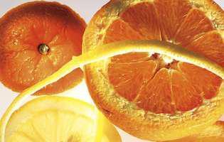 Cojile de lămâi și portocale confiate  - cum le prepari