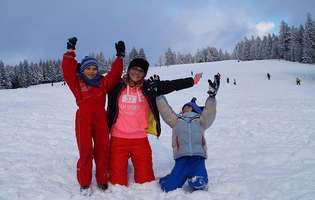 Activități de iarnă de care se pot bucura toți membrii familiei