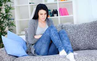 Prolapsul uterin este o afecțiune care poate fi tratată prin exerciții de tip Kegel. Imagine cu femeie care suferă de prolaps uterin.