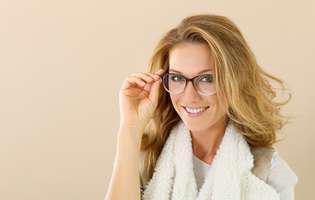cum întreții corect ochelarii de vedere