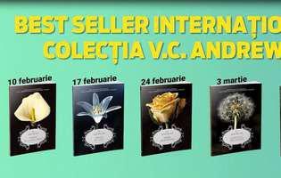 O nouă colecție de romane incitante FLORILE DE LA MANSARDA