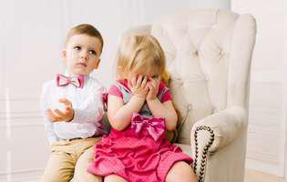 Cum îți înveți copilul să-și ceară iertare