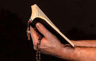 Rugăciunea dinaintea și după masa de seară