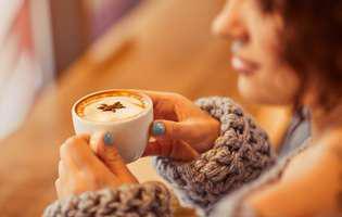 iubitoare de cafea