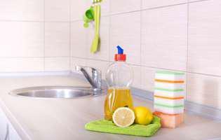 cum foosești ingenios detergentul lichid de vase