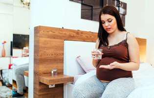 Alergiile de sezon în sarcină