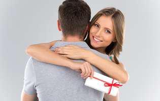 Surpriză... cadoul de la el nu-ți place. Cum reacționezi?