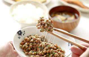 Surse alternative de vitamina B12 pentru cei care țin post și pentru vegani - soia fermentată