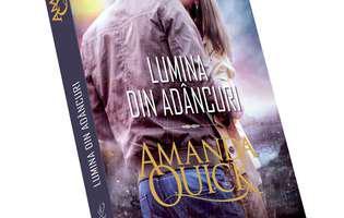 """""""Lumina din adâncuri"""" de Amanda Quick"""