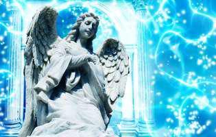 îngerii protectori din Biblie