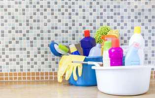 Tipuri de dezinfectanți pe care nu îi poți folosi niciodată împreună