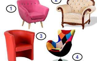 teste alege un scaun