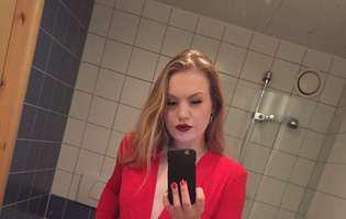Lise-Marie Sommerstad, o tânără de 25 de ani, frumoasă și sexy, lucrează ca zidar