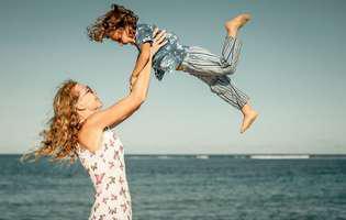 Dificultăți de respirație la copii. Asigură-i doza zilnică de soare