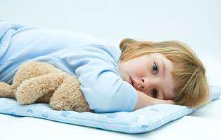 copil cu probleme de sănătate