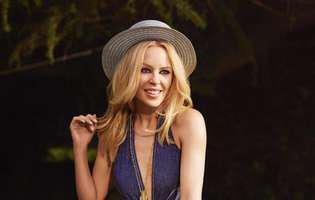 Kylie Minogue a început o relație cu prințul Andrew