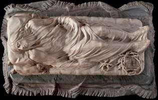 Iisus sub văl misterul din Napoli