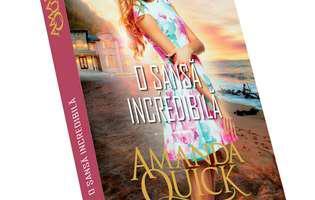 """""""O șansă incredibilă"""" de Amanda Quick"""