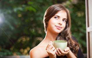 remedii simple care îți îmbunătățesc starea de spirit - ceaiul verde